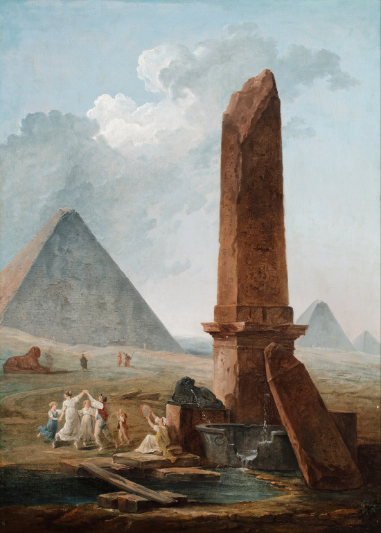 hubert_robert_-_the_farandole_amidst_egyptian_monuments_-_google_art_project-musee-d-art-classique-de-mougins