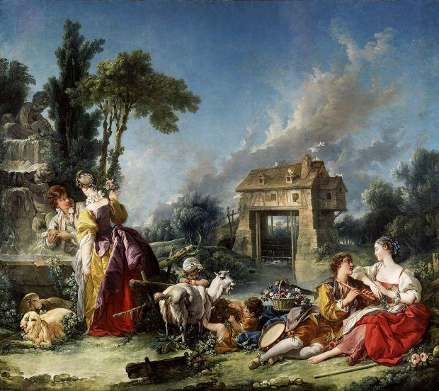 boucher-1748-la-fontaine-damour-getty-museum-malibu
