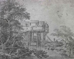 cassas-louis-francois-vue-du-moulin-de-charenton-1776-coll-part