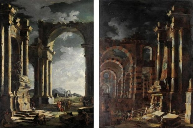 coccorante_-_capricci_architettonici_con_tombe_di_imperatori_romani