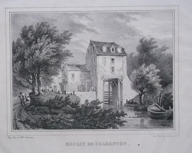 lithographie-moulin-de-charenton-j-p-thenot-1803-1857