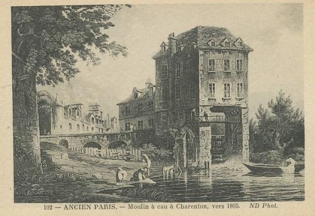 moulin-a-eau-de-charenton-vers-1805