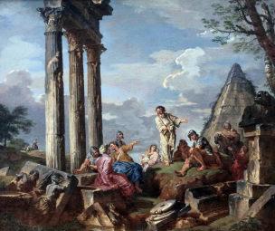 panini-1742-predication-de-saint-paul-grenoble-musee-des-beaux-arts