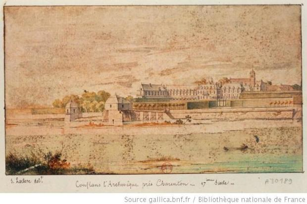 chateau-conflans-bnf-dessin
