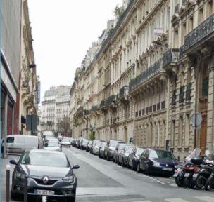 Manet Vers rue de Berne