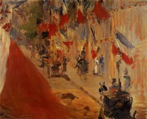 Manet_Rue_Mosnier_Decorated_with_Flags_1878