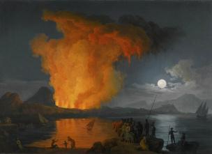 volaire vesuve 1794 1