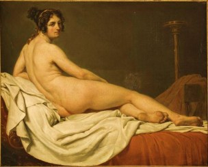 Juliette_Recamier_Entourage de David, Chateau-musee de Boulogne-sur-Mer