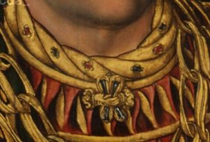 Portraits-Of-Henry-The-Pious-Renaissance-Lucas-Cranach-the-Elder detail bijou homme