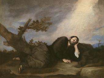 Ribera 1639 Dream of Jacob Prado