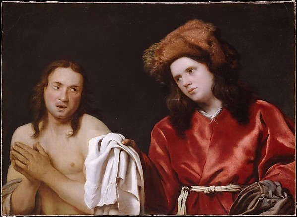 Sweerts Clothing the naked 1661 MET