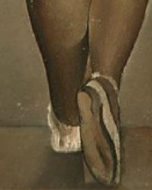 dali 1925 pieds