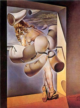 dali jeune-vierge-autosodomisee-par-les-cornes-de-sa-propre-chastete-1954