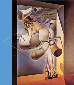 dali jeune-vierge-autosodomisee-par-les-cornes-de-sa-propre-chastete-1954 perspective