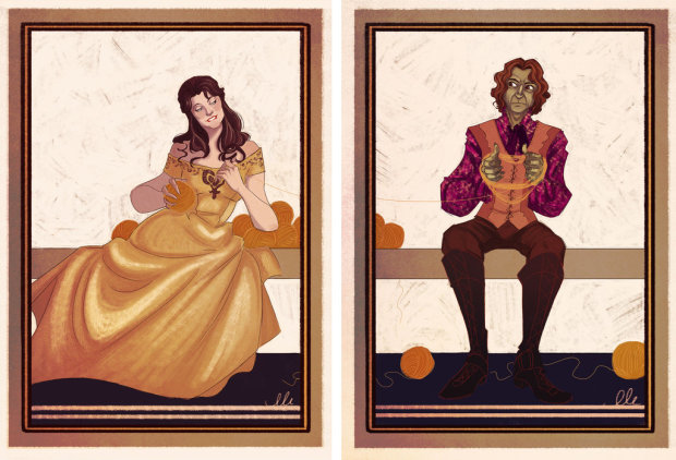 rumbelle_diptych_by_thatmadgray 2013-16