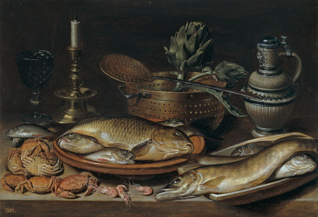 Clara Peeters 1611ca Bodegon Prado