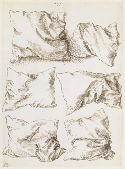 Durer Six pillows 1493