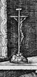 Durere_SaintJerome_Objets_crucifix