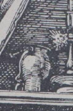 durer 1511 hieronymuszelle goupillon