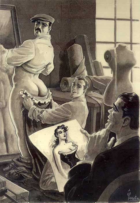 Decollete by Benoit Prevot