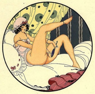 Gerda Wegener miroir intime 1