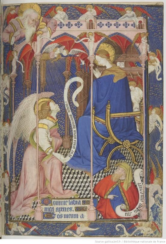 Grandes Heures de Rohan 1430-35 f45r Gallica