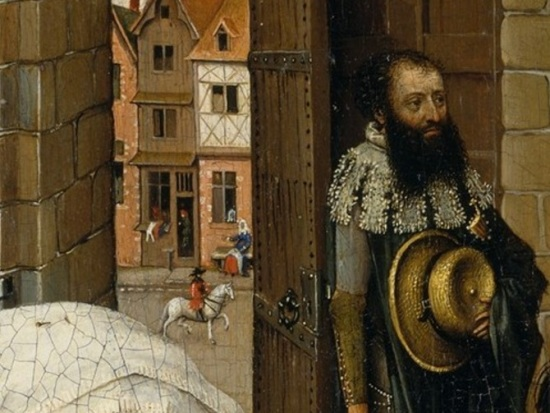 Merode_Altarpiece_left_Panel_Detail_a