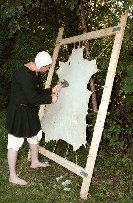 Parchemin medieval