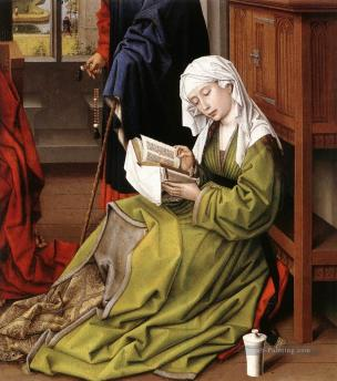The-Magdalene-Reading-Netherlandish-painter-Rogier-van-der-Weyden National Gallery