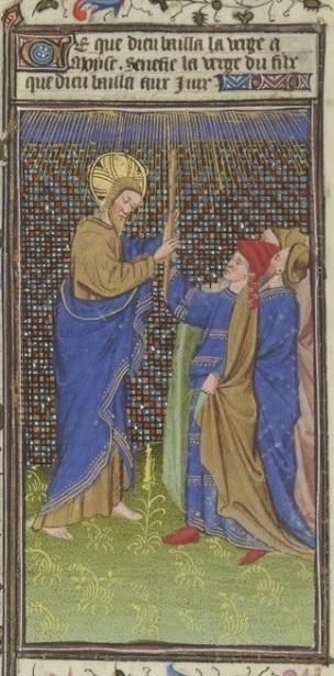 Grandes Heures de Rohan 1430-35 f146r Gallica detail baton