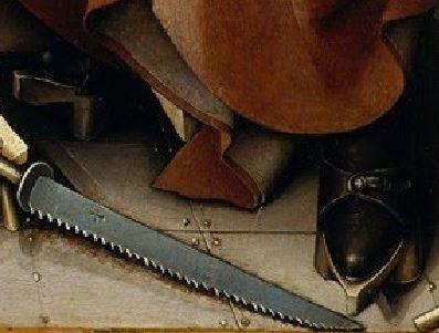 Merode Droite Clous planchers