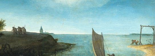 1280px-Pieter_Brueghel_the_Elder_-_The_Dutch_Proverbs_-_Google_Art_Project detail haut droit