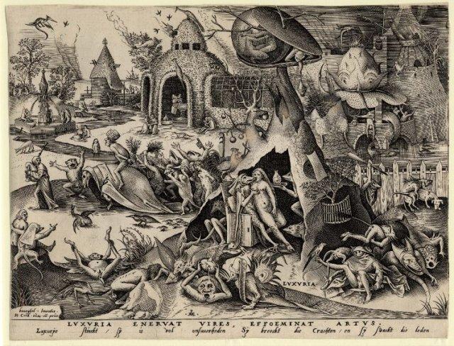 Brueghel Luxuria