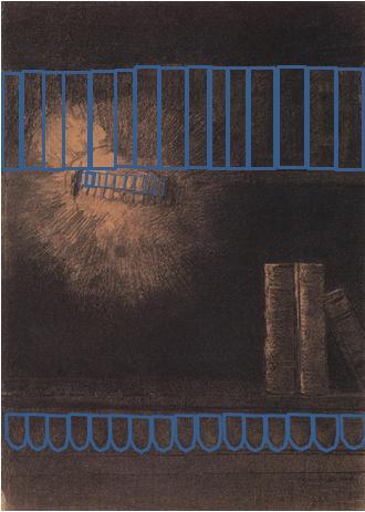Bérénice Odilon Redon Clin d'Oeil