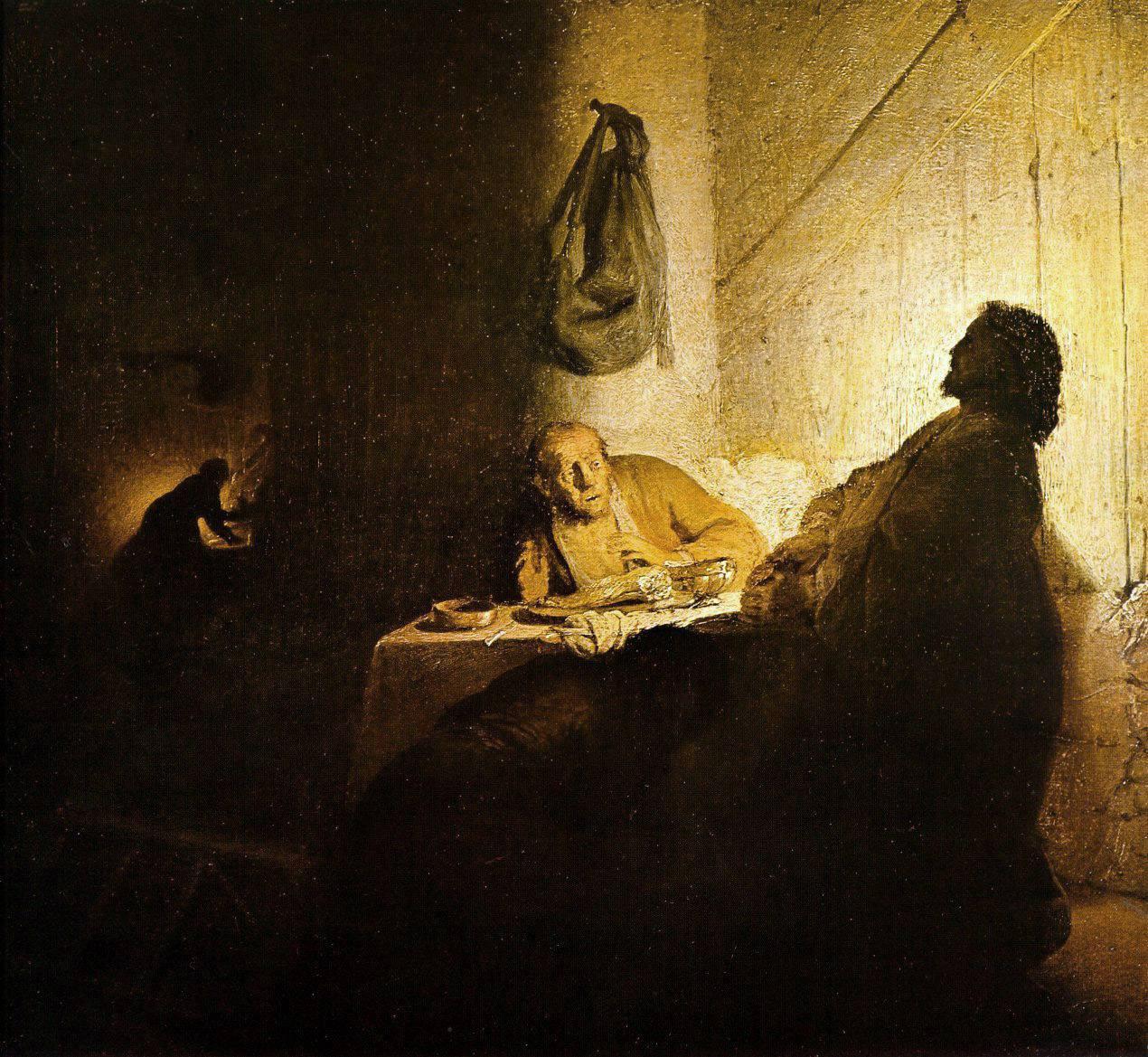 Rembrandt_Emmaus-1628