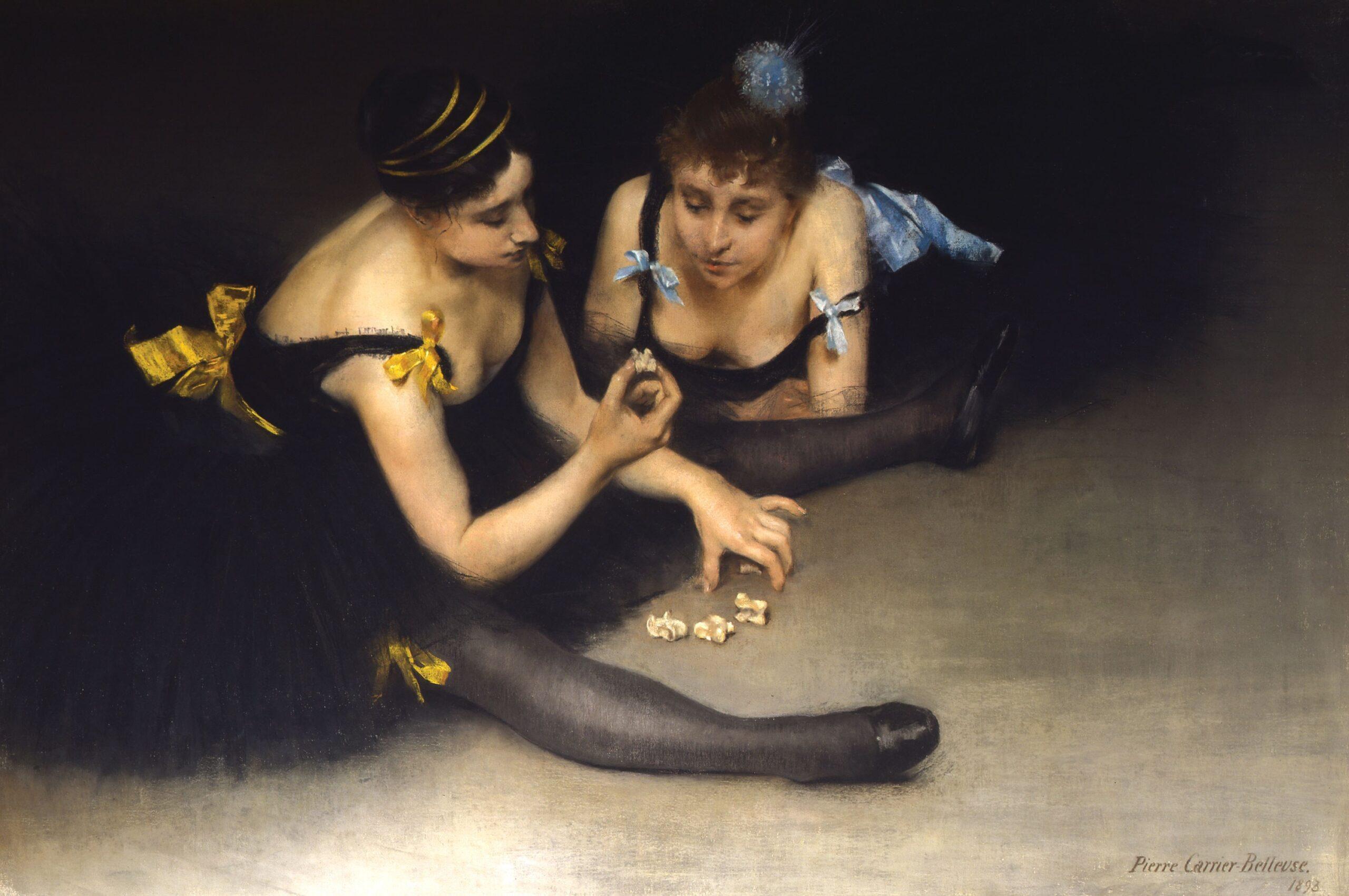 Pierre Carrier-Belleuse 1898 Flint Institute of Arts