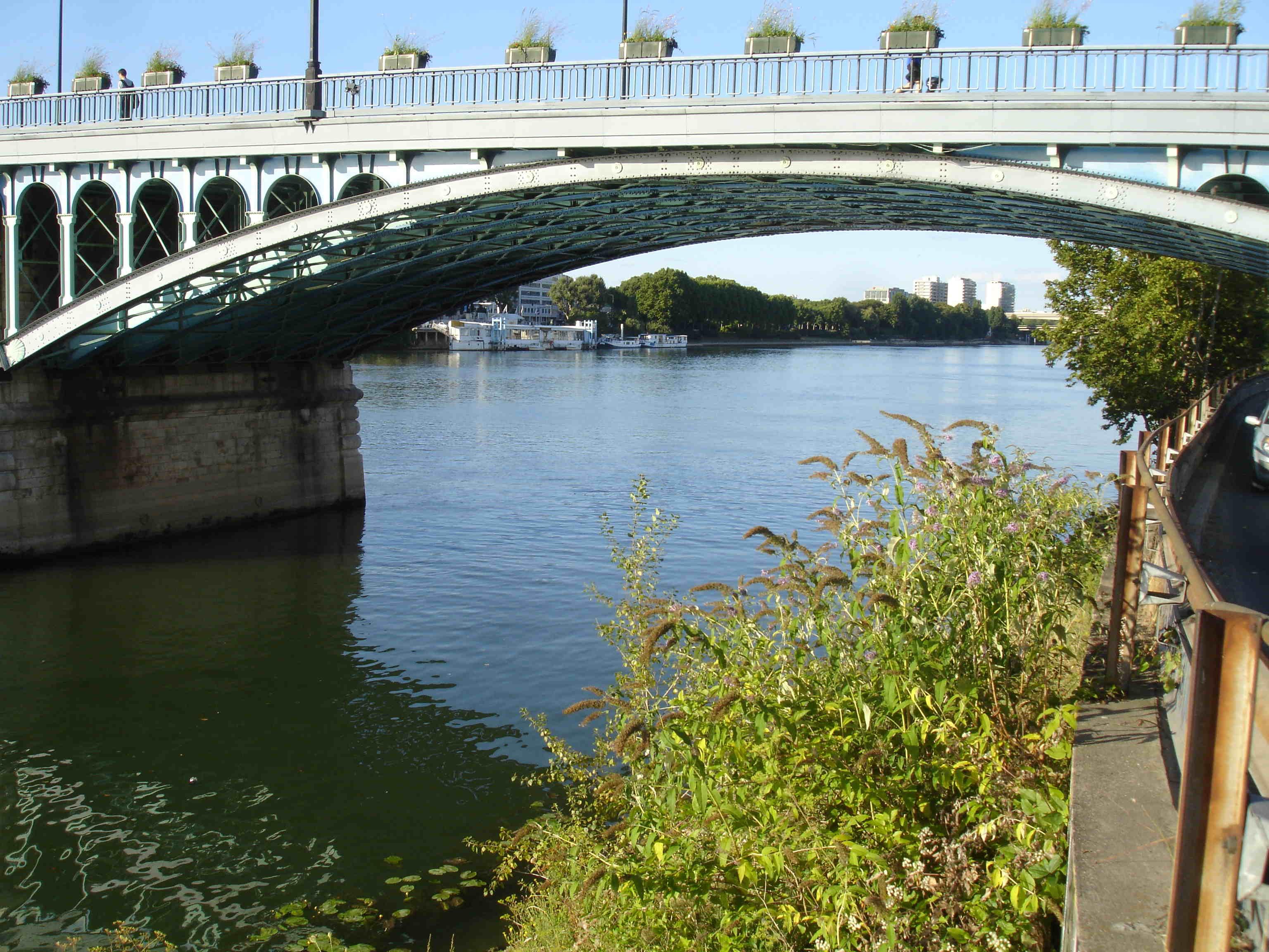Monet Pont Neuf aujourd'hui1