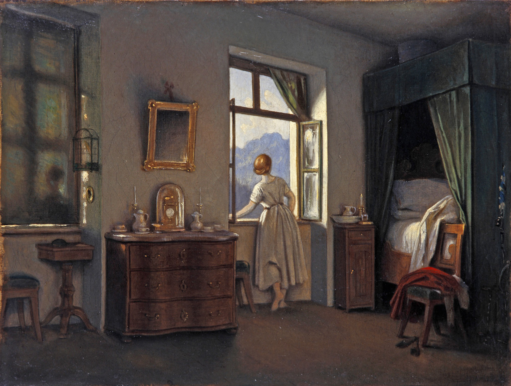 MorgenStunde_Moritz_von_Schwind_1857