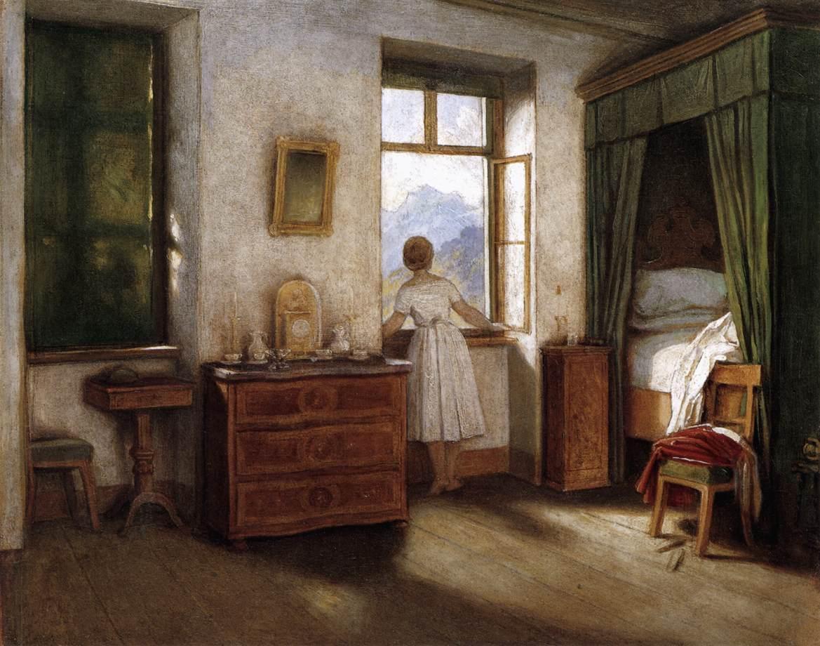 MorgenStunde_Moritz_von_Schwind_1860