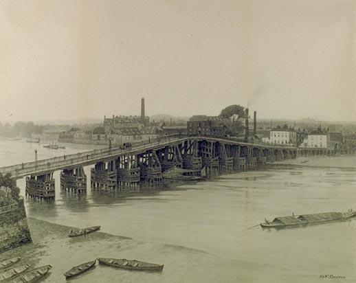 Pont_Sous_Pont_Whistler_Greaves_Old_Battersea_Bridge_dessin