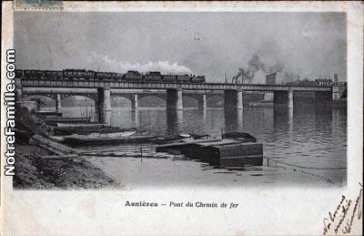 ponts d'asnieres