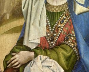 Nativite_Campin_SagesFemmes_Salome_Detail