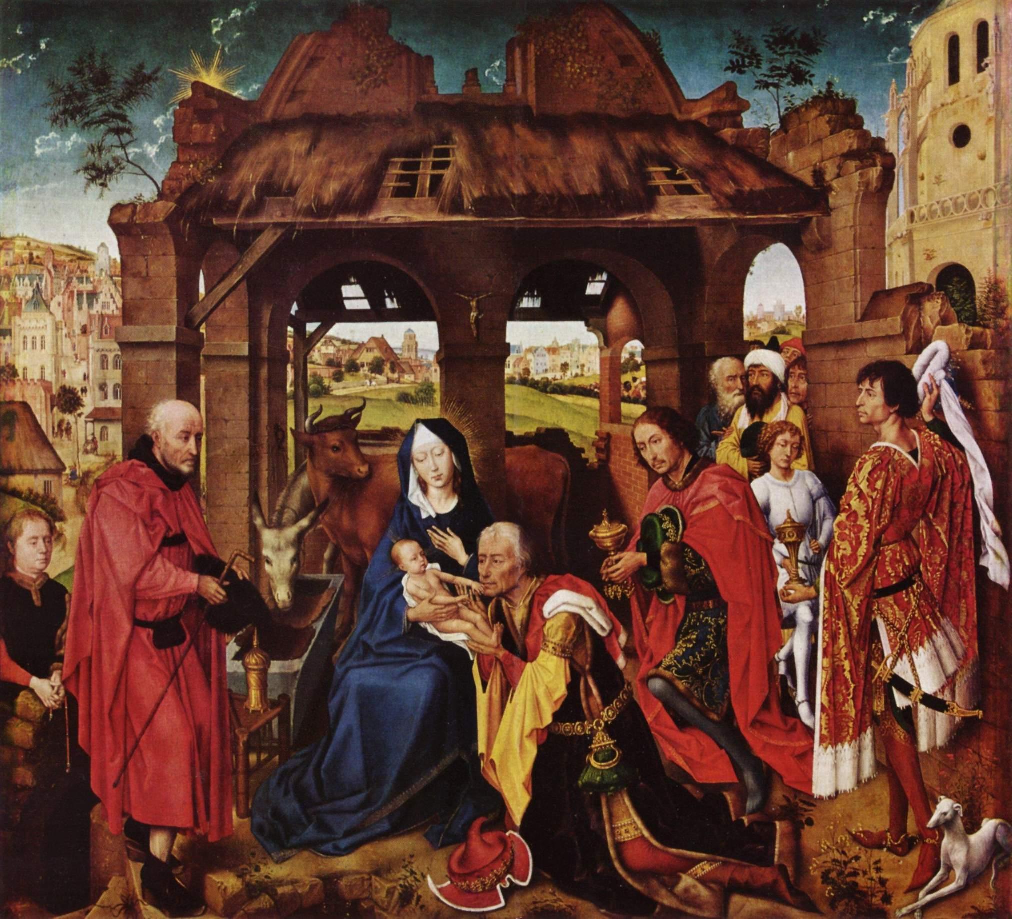 Van_der_Weyden_Sainte Colombe