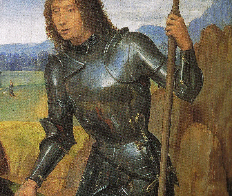 Memling_Diptyque_Marie_Buisson_Saint Georges_Reflet