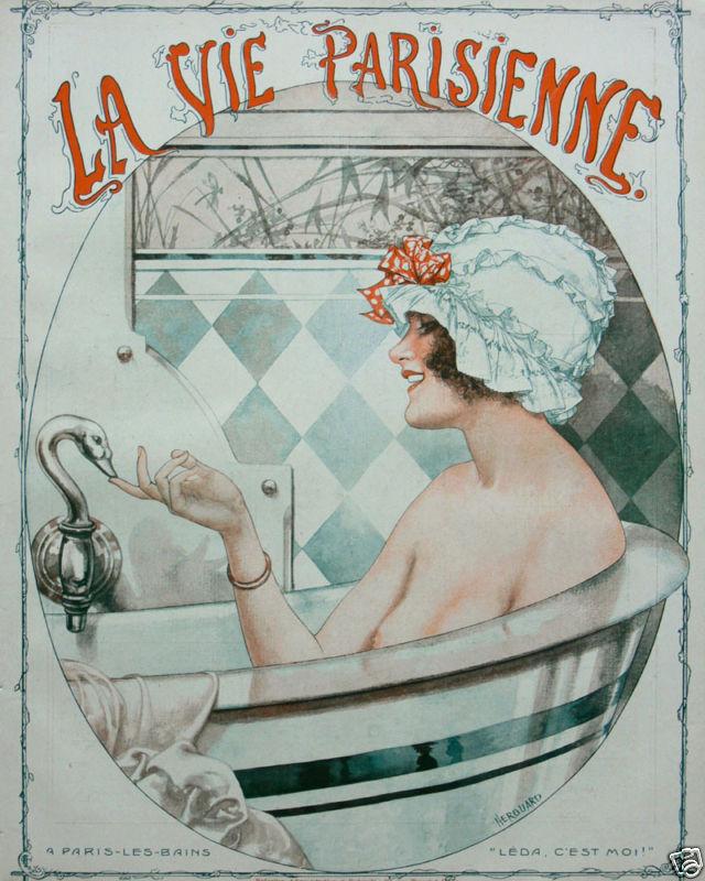 la vie parisienne 1919 _ levieux