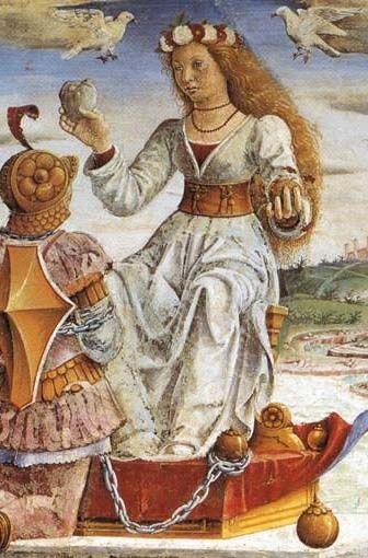 Botticelli_Venus_Mars_Fruit_Cossa_Pomme1