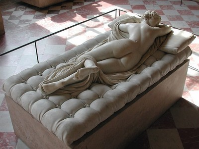 Hermaphrodite_Borghese