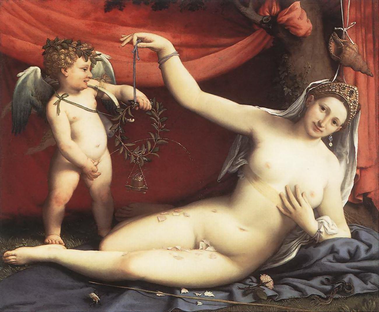 Lorenzo Lotto - Venus and Cupid.jpg