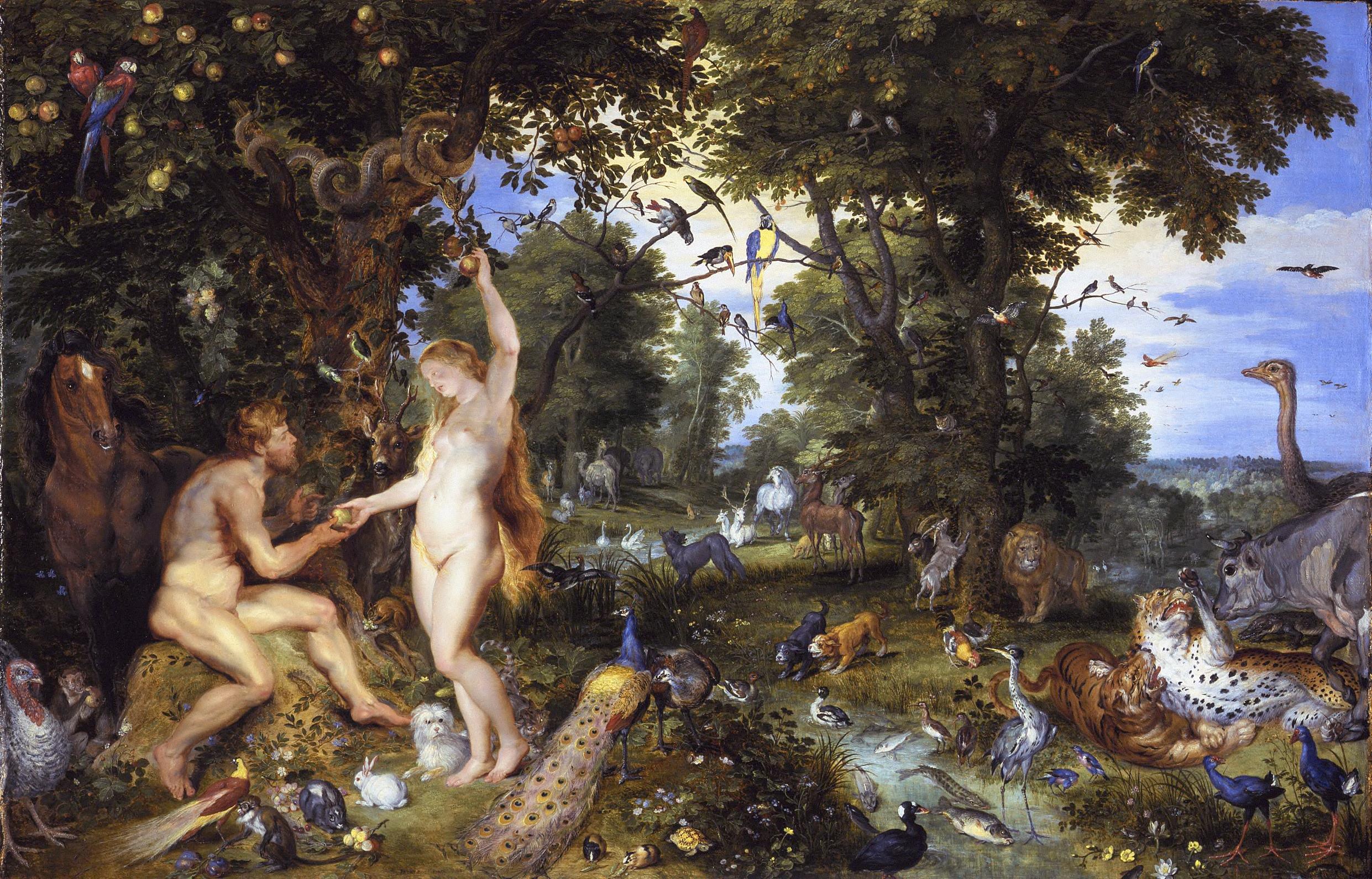 1616_Jan-Brueghel-the-Elder-and-Peter_Paul_Rubens-Garden-of-Eden