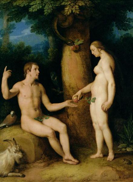 1622-Adam-Eve-Cornelisz-van-Haarlem